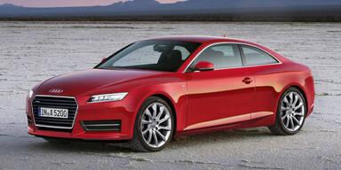 So kommt der nächste Audi A5