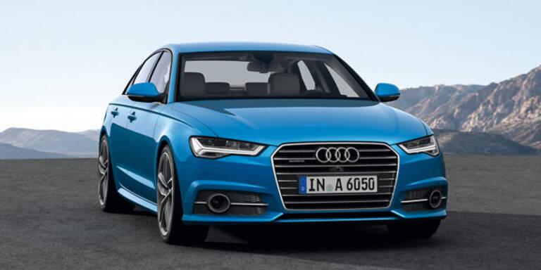 """Audi bringt """"neuen"""" A6 an den Start"""
