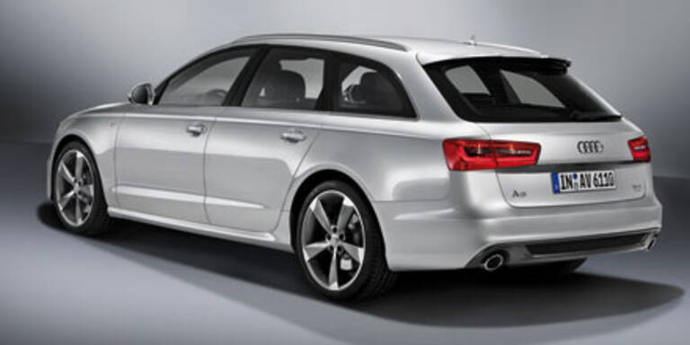 Audi A6 Avant 2011: Fotos und Infos