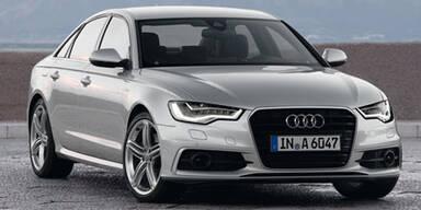 Audi A6 TDI jetzt  mit 177 PS & Multitronic