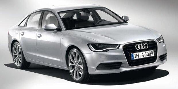 Alle Infos vom neuen Audi A6 Hybrid