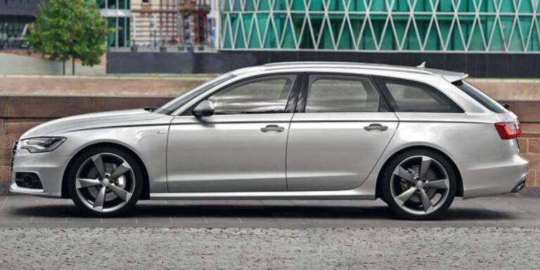 Audi bringt jetzt den A6 Sport quattro