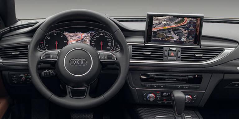 Audi bringt Online-Update fürs Navi
