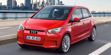 Audi plant doch ein reines Elektroauto