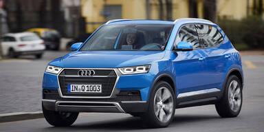 Audi greift mit dem neuen Q1 an