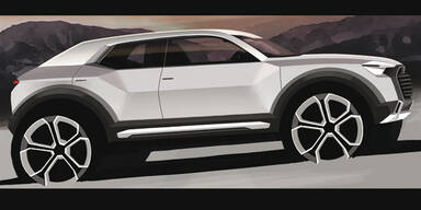 Audi bestätigt den Bau des Q1