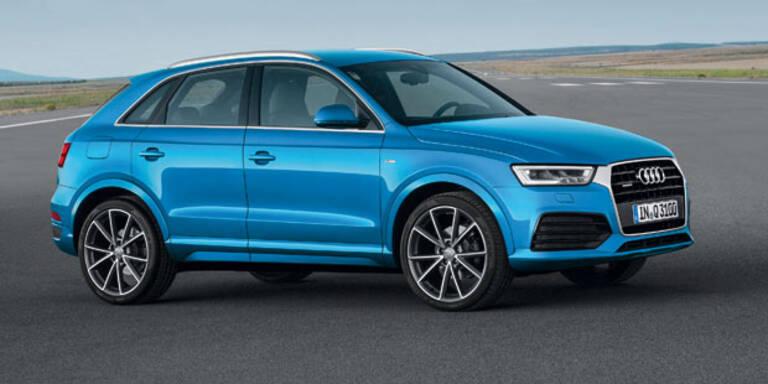 """Das kostet der """"neue"""" Audi Q3"""