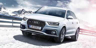 Audi senkt jetzt die Preise für den Q3