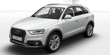 Audi bringt jetzt den Q3 offroad Style