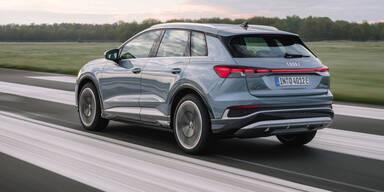 Audi Q4 e-tron: Mehr Reichweite & neues Allradmodell