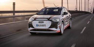 So gut wird Audis kompaktes Elektro-SUV