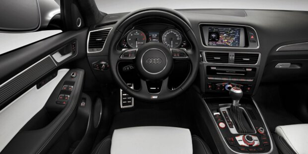 Audi stellt Top-Modell SQ5 TDI vor