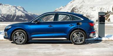 Audi Q5, A6 & A7 Plug-in-Hybrid mit mehr E-Reichweite