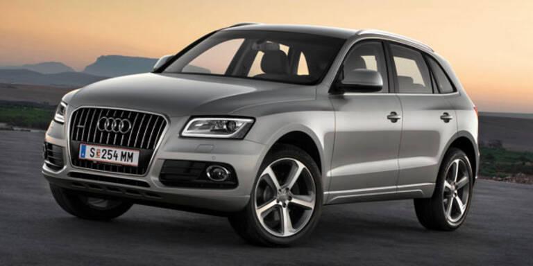 Audi Q5 jetzt auch als Style verfügbar