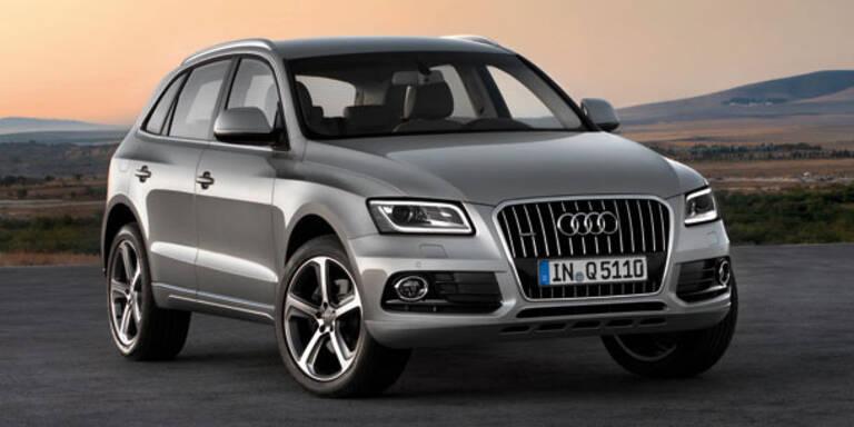 Audi verpasst dem Q5 ein Facelift