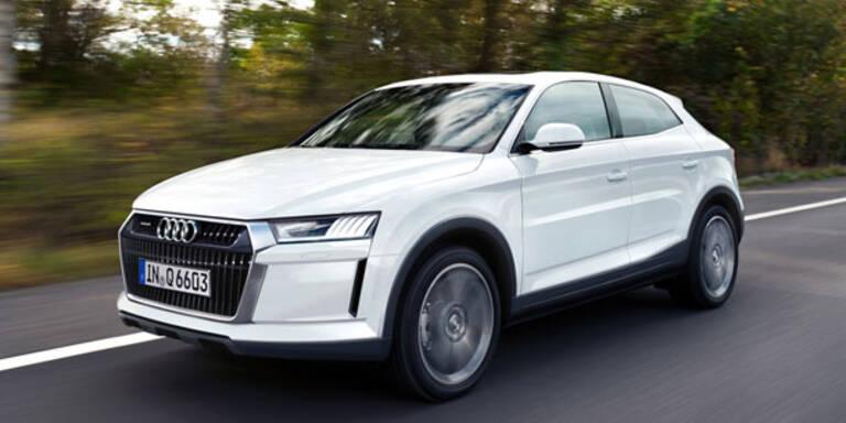 Audi bringt das Sport-SUV Q6