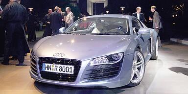Audis neuer Sportwagen R8
