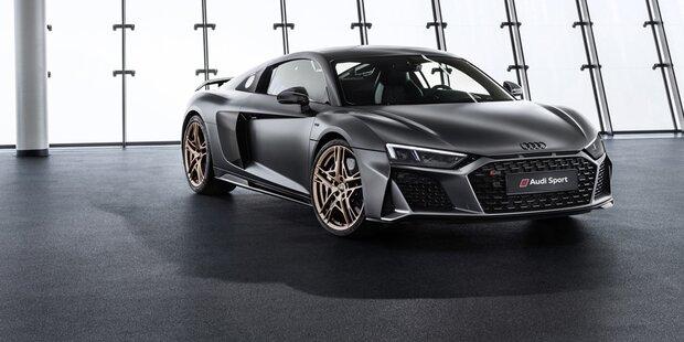 Audi bringt neue R8 Sonderedition