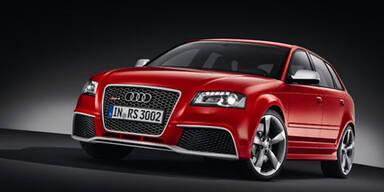 Alle Infos vom Audi RS3 Sportback
