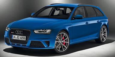 Audi bringt den RS4 Avant Nogaro