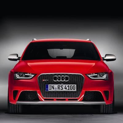 Fotos vom Audi RS4 Avant 2012