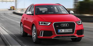 Audi bringt den RS Q3 auf die Straße