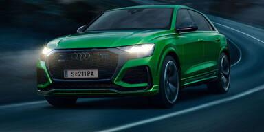 Audi greift mit 600 PS starkem RS Q8 an