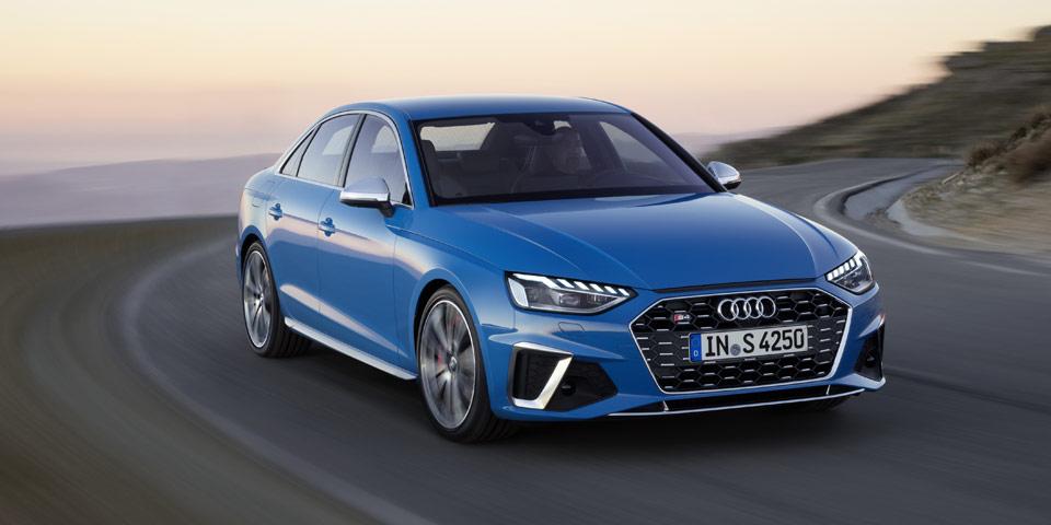 Das Kostet Der Neue Audi A4 2019 Preise Der Facelift Version