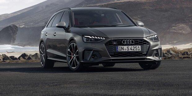 Großes Facelift für den Audi A4 (2019)