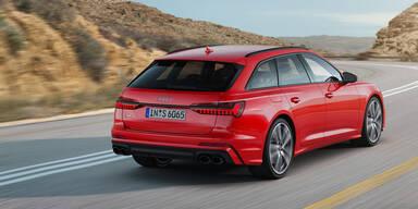 Neuer Audi S6 und S7 setzen auf Diesel
