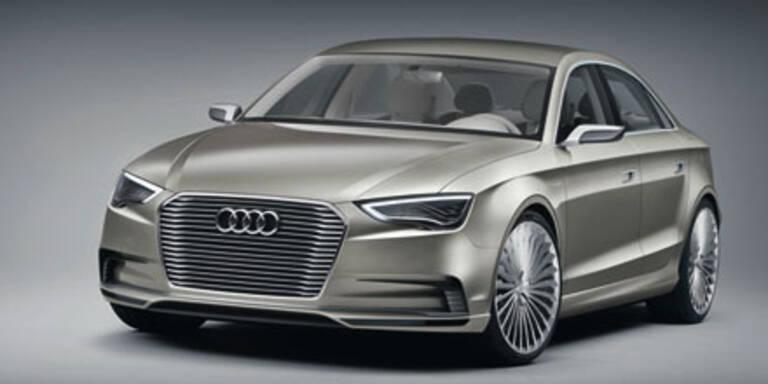 Plug-in-Hybrid: Audi A3 e-tron concept
