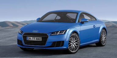 Audi verrät Preise für den neuen TT