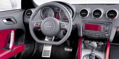 Audi TT Cockpit © Audi
