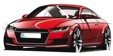 So kommt der neue Audi TT