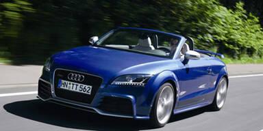 Audi spendiert dem TT RS ein Doppelkupplungsgetriebe