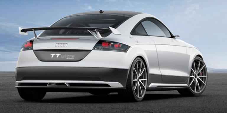 Audi TT ultra quattro fürs GTI-Treffen 2013