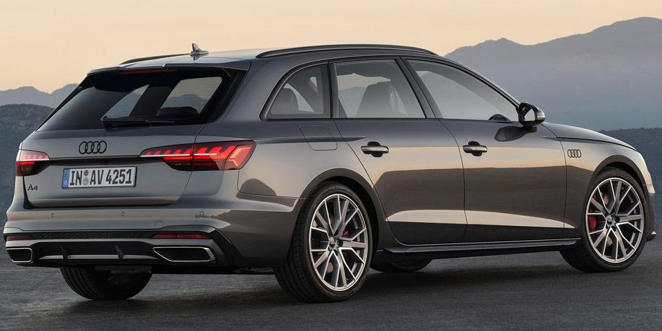 Grosses Facelift Fur Den Audi A4 2019 Bestseller Hat