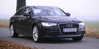 Der Audi A6 3,0 TDI quattro im Test