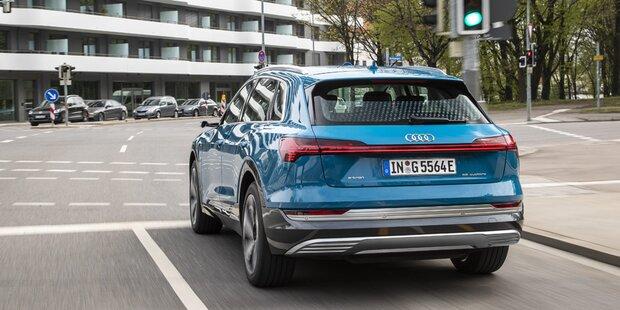 Audi vernetzt neue Modelle mit Ampeln