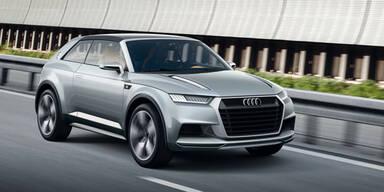 Audi gibt Ausblick auf den neuen Q2