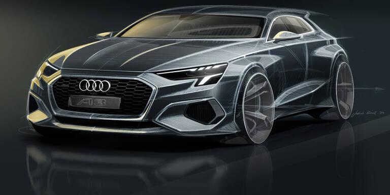 So stark und schnell wird der neue Audi RS3