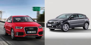 Namensstreit: Audi siegt gegen Qoros