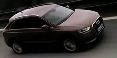 Neuer Edel-SUV Audi Q3 greift BMW X1 an