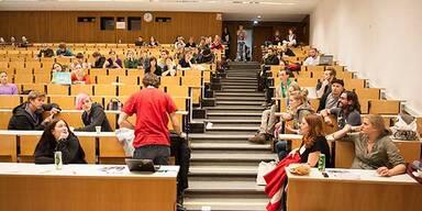 Wiener Uni bleibt geschlossen