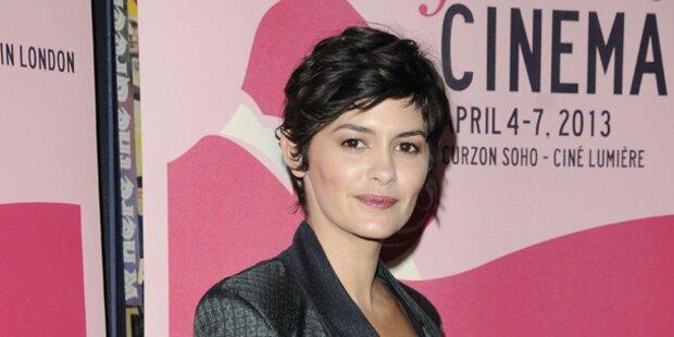 Fimfestival In Cannes Audrey Tautou Wird Zeremonienmeisterin