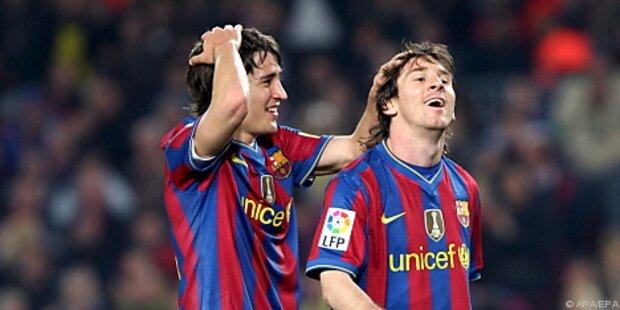 Barca gegen Espanyol um nächsten Schritt zum Titel