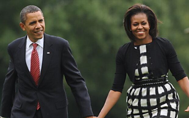 Michelle Obama auf der Titelseite der