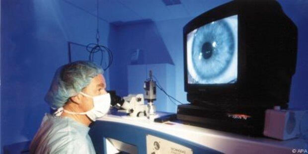 Augengrippe breitet sich aus