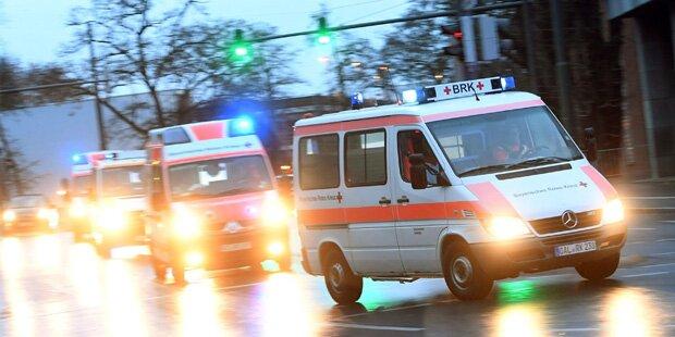Entwarnung in Augsburg:  Bombe erfolgreich entschärft