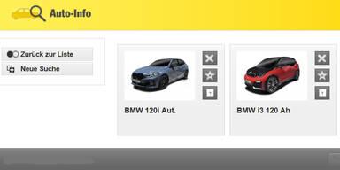 Gratis-Tool für Kostenvergleich von E-Autos und Verbrennern